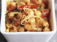 North Indian Chickpea Curry recipe