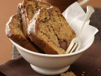 Nougat Cake with Coffee and Black Cherries recipe