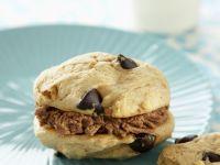 Nut and Choc Cake Pies recipe