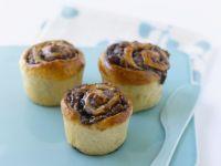 Nut and Chocolate Chunk Buns recipe