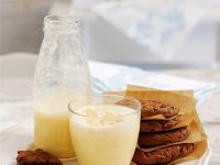 Nut and Citrus Milkshake recipe