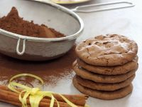 Nut and Cocoa Cookies recipe