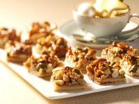 Nut and Cream Cookies recipe