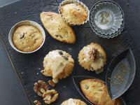 Nut and Pepita Cakes recipe