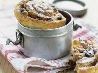 Nut and Raisin Rolls recipe