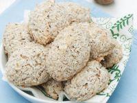 Nut Macaroons recipe