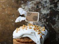 Nut Maple Syrup Cake with Cream recipe