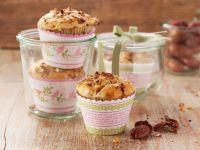 Nut Muffins recipe