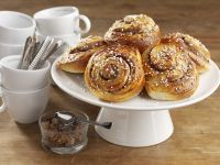 Nut Rolls with Cinnamon recipe