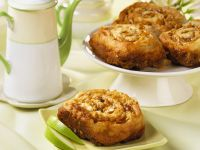 Nut Whirls with Apple recipe