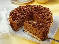 Choco-nut Cheesecake recipe