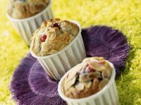 Nutty Berry Cupcakes recipe
