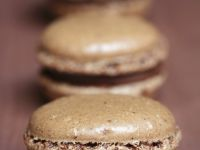 Nutty Cappuccino Macaroons recipe