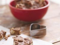 Nutty Chewy Chocolate Hearts recipe