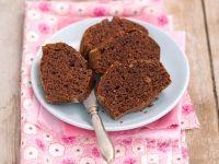 Nutty Loaf Sponge recipe