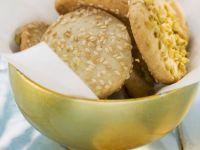 Nutty Palm Sugar Biscuits recipe