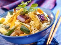 Nutty Poultry Stir Fry recipe