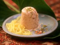Nutty Spiced Frozen Dessert recipe