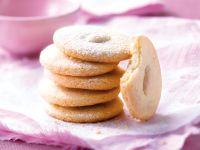 Nutty Sugar Biscuits recipe