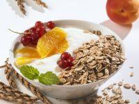 Oat Muesli with Fruit recipe