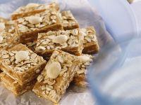 Oatmeal Nut Bars recipe