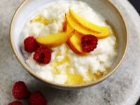 Oatmeal with Fruit and Honey recipe