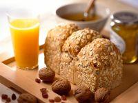 Oaty Brown Loaf recipe