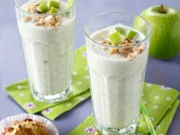 Oaty Fruit Breakfast Drinks recipe
