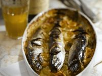 Oily Fish Bake recipe
