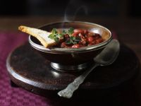 Old-fashioned Traditional Chilli recipe
