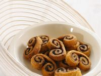 Olive Palmiers recipe