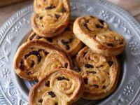 Olive Puff Pastry Rolls recipe