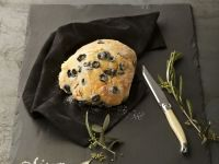 Olive, Sorghum and Millet Rolls recipe