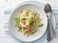 Olive-Tomato Macaroni recipe