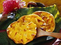 Tropical Fruit Pancakes recipe
