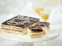 Opera-style Cake Squares recipe