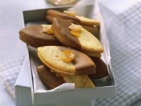 Orange and Almond Cookies recipe