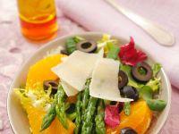 Orange and Asparagus Salad recipe