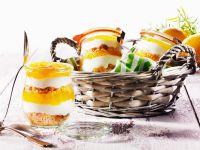 Orange and Biscotti Trifles recipe