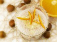 Orange and Hazelnut Milkshake recipe