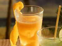 Orange and Papaya Drink recipe