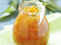 Orange and Peach Jam recipe