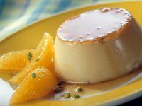 Orange Cream Caramel recipe