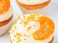 Orange Cupcakes recipe