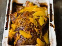 Orange Duck recipe