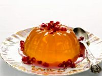 Orange Gelatin Dessert recipe