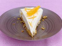 Orange Mascarpone Cream Pie recipe