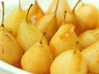 Orange Pears recipe