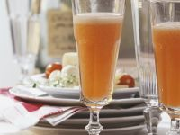 Orange Prosecco with Aperol recipe