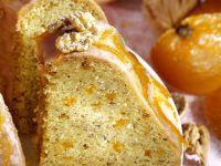 Orange Walnut Bundt Cake recipe